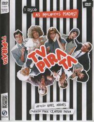 DVD TV PIRATA - DISCO 1