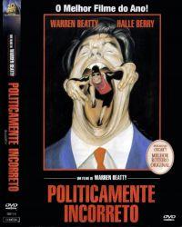 DVD POLITICAMENTE INCORRETO - WARREN BEATTY