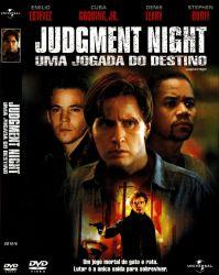DVD UMA JOGADA DO DESTINO - CUBA GOODING JR