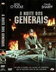 DVD A NOITE DOS GENERAIS