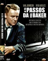 DVD A 23 PASSOS DA RUA BAKER - VAN JOHNSON