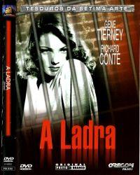 DVD A LADRA - GENE TIERNEY