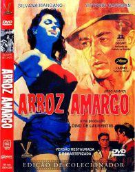 DVD ARROZ AMARGO - 1949