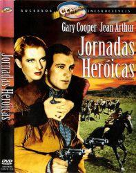 DVD JORNADAS HEROICAS - GARY COOPER
