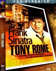 DVD TONY ROME - FRANK SINATRA