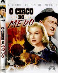 DVD O CIRCO DO MEDO - CLYDE BEATTY