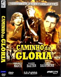 DVD CAMINHO DA GLORIA - FREDERIC MARCH