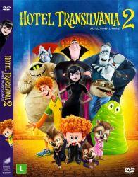 DVD HOTEL TRANSILVANIA 2