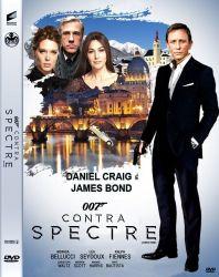DVD 007 CONTRA SPECTRE