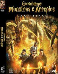 DVD GOOSEBUMPS MONSTROS E ARREPIOS - JACK BLACK