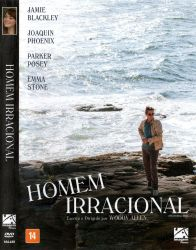 DVD HOMEM IRRACIONAL - JOAQUIN PHOENIX