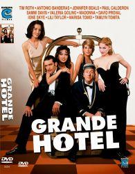 DVD GRANDE HOTEL 1995 - ANTONIO BANDERAS
