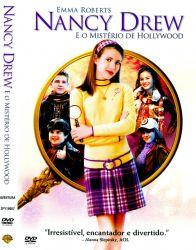 DVD NANCY DREW E O MISTERIO DE HOLLYWOOD
