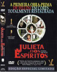 DVD JULIETA DOS ESPIRITOS - 1965