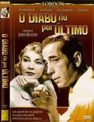 DVD O DIABO RIU POR ULTIMO - HUMPREY BOGART