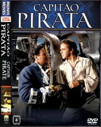 DVD CAPITAO PIRATA - 1952