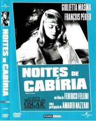 DVD NOITES DE CABIRIA