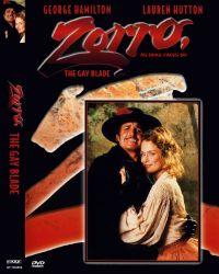 DVD ZORRO ENTRE A ESPADA E AS PLUMAS - GEORGE HAMILTON