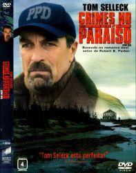 DVD CRIMES NO PARAISO - TOM SELLECK