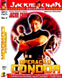 DVD OPERAÇAO CONDOR - JACKIE CHAN