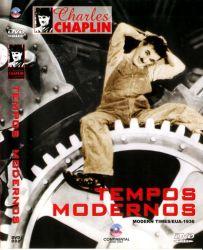 DVD TEMPOS MODERNOS - CHARLES CHAPLIN