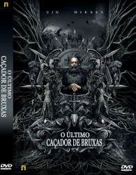 DVD O ULTIMO CAÇADOR DE BRUXAS - VIN DIESEL