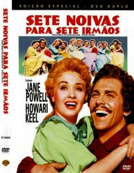DVD SETE NOIVAS PARA SETE IRMAOS