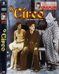 DVD O CIRCO - CHARLES CHAPLIN