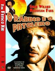 DVD O RABINO E O PISTOLEIRO