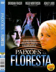 DVD PAIXOES NA FLORESTA - BRENDAN FRASER