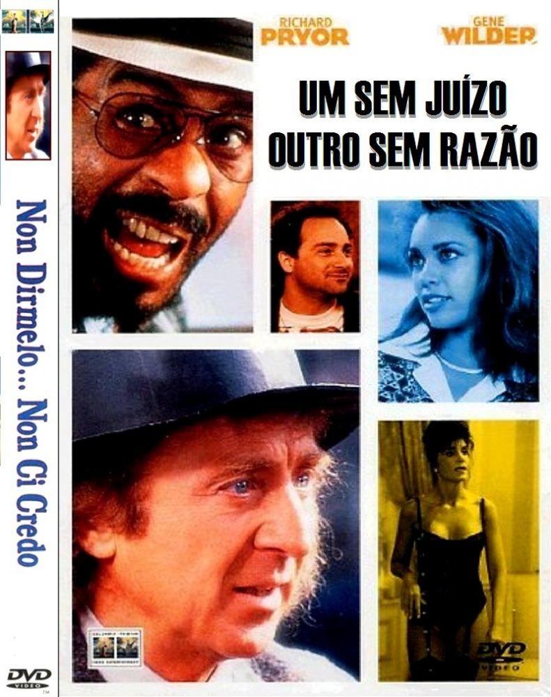 SPACETREK66 - DVD UM SEM JUIZO, OUTRO SEM RAZAO - GENE WILDER ...