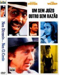 DVD UM SEM JUIZO, OUTRO SEM RAZAO - GENE WILDER - RICHARD PRYOR