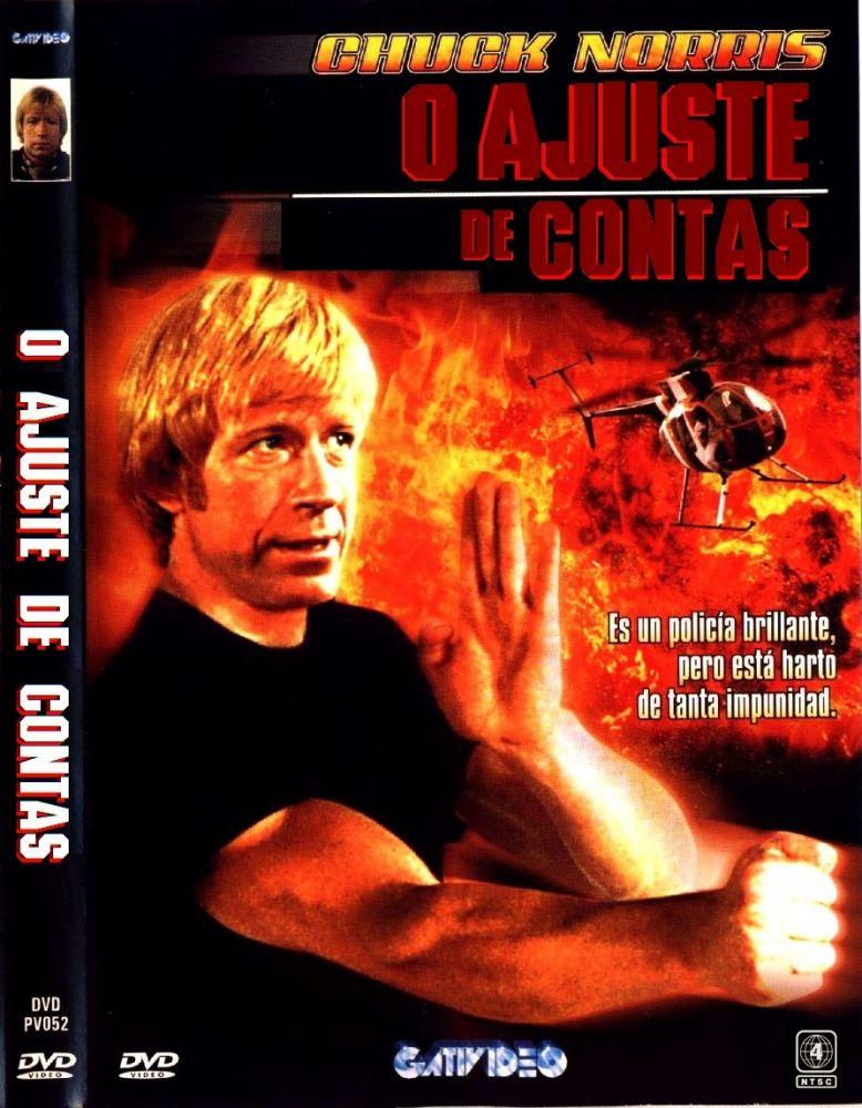 SPACETREK66 - DVD O AJUSTE DE CONTAS - CHUCK NORRIS