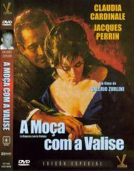 DVD A MOÇA COM A VALISE - CLAUDIA CARDINALE