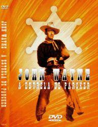 DVD A ESTRELA DE PARCKER - JOHN WAYNE