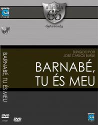 DVD BARNABE TU ES MEU