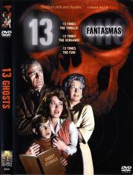 DVD TREZE FANTASMAS - 1960