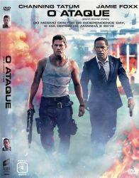 DVD O ATAQUE