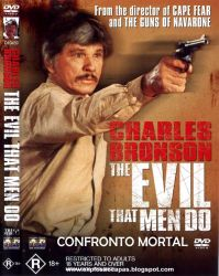 DVD CONFRONTO MORTAL - JUSTIÇA SELVAGEM - CHARLES BRONSON - LEGENDADO