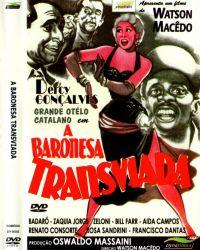 DVD A BARONESA TRANSVIADA - DERCY GONCALVES