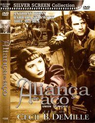 DVD ALIANÇA DE AÇO