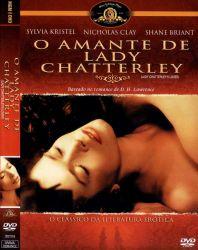 DVD O AMANTE DE LADY CHATTERLEY - SYLVIA KRISTEL