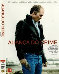 DVD ALIANÇA DO CRIME - JOHNNY DEPP