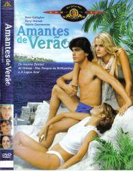 DVD AMANTES DE VERAO