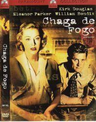 DVD CHAGA DE FOGO - KIRK DOUGLAS