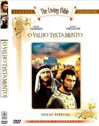 DVD O VELHO TESTAMENTO - BRAD HARRIS