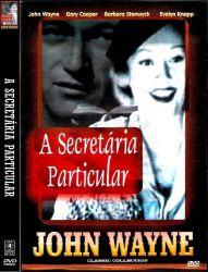 DVD A SECRETARIA PARTICULAR - JOHN WAYNE