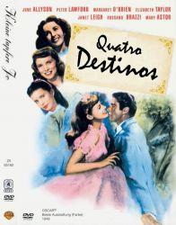 DVD QUATRO DESTINOS - 1949