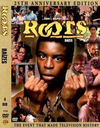 DVD RAIZES - 1977 - 6 DVDs - DUBLADO