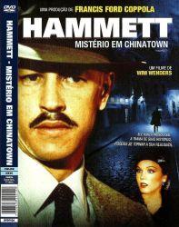 DVD HAMMETT - MISTERIO EM CHINATOWN